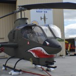AH-1 Cobra Helicopter