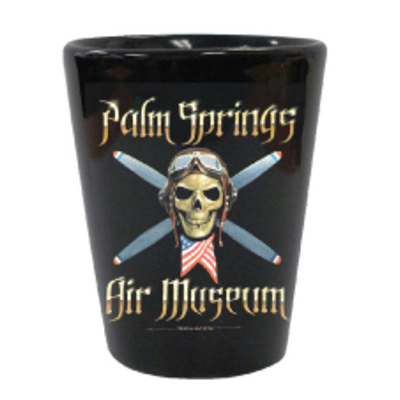 Air Pirate Shot Glass