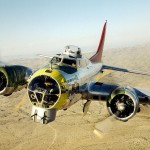 Boeing B-17 Flying Fortress+