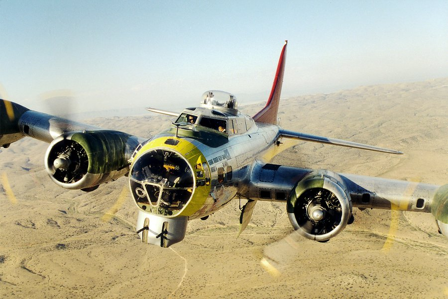 boeing b 17 flying fortress palm springs air museum
