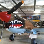 Curtiss P40 Warhawk+