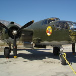 North American B-25 Mitchell Bomber+